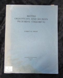 BRITISH ORDOVICIAN AND SILURIAN PROETIDAE (TRILOBITA) BY ROBERT OWENS 1973